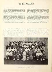 Page 38, 1953 Edition, Butler High School - Tropaeum Yearbook (Butler, IN) online yearbook collection