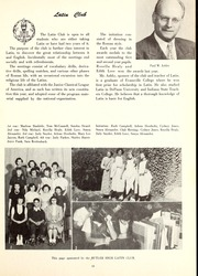 Page 39, 1953 Edition, Butler High School - Tropaeum Yearbook (Butler, IN) online yearbook collection