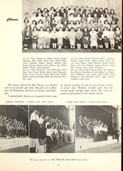 Page 41, 1953 Edition, Butler High School - Tropaeum Yearbook (Butler, IN) online yearbook collection