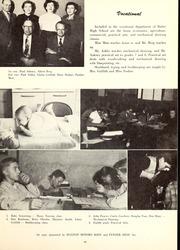 Page 45, 1953 Edition, Butler High School - Tropaeum Yearbook (Butler, IN) online yearbook collection