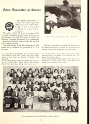 Page 47, 1953 Edition, Butler High School - Tropaeum Yearbook (Butler, IN) online yearbook collection