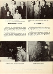 Page 48, 1953 Edition, Butler High School - Tropaeum Yearbook (Butler, IN) online yearbook collection