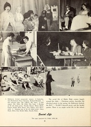 Page 52, 1953 Edition, Butler High School - Tropaeum Yearbook (Butler, IN) online yearbook collection