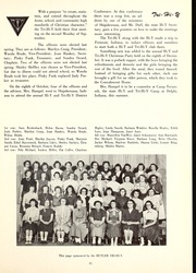 Page 55, 1953 Edition, Butler High School - Tropaeum Yearbook (Butler, IN) online yearbook collection