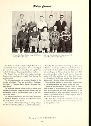 Page 57, 1953 Edition, Butler High School - Tropaeum Yearbook (Butler, IN) online yearbook collection