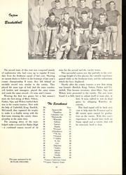 Page 69, 1953 Edition, Butler High School - Tropaeum Yearbook (Butler, IN) online yearbook collection