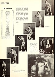 Page 71, 1953 Edition, Butler High School - Tropaeum Yearbook (Butler, IN) online yearbook collection