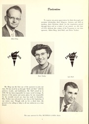 Page 9, 1953 Edition, Butler High School - Tropaeum Yearbook (Butler, IN) online yearbook collection