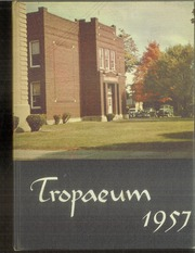 Page 1, 1957 Edition, Butler High School - Tropaeum Yearbook (Butler, IN) online yearbook collection