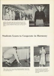 Page 11, 1957 Edition, Butler High School - Tropaeum Yearbook (Butler, IN) online yearbook collection