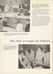 Page 12, 1957 Edition, Butler High School - Tropaeum Yearbook (Butler, IN) online yearbook collection