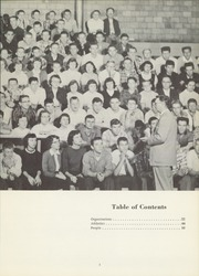 Page 7, 1957 Edition, Butler High School - Tropaeum Yearbook (Butler, IN) online yearbook collection