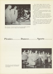 Page 8, 1957 Edition, Butler High School - Tropaeum Yearbook (Butler, IN) online yearbook collection