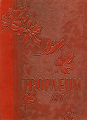 Page 1, 1961 Edition, Butler High School - Tropaeum Yearbook (Butler, IN) online yearbook collection