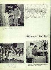 Page 10, 1961 Edition, Butler High School - Tropaeum Yearbook (Butler, IN) online yearbook collection