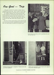 Page 15, 1961 Edition, Butler High School - Tropaeum Yearbook (Butler, IN) online yearbook collection