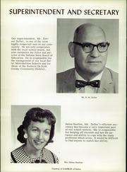 Page 8, 1963 Edition, Butler High School - Tropaeum Yearbook (Butler, IN) online yearbook collection