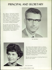 Page 9, 1963 Edition, Butler High School - Tropaeum Yearbook (Butler, IN) online yearbook collection