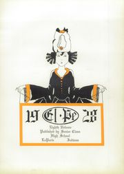 Page 7, 1928 Edition, La Porte High School - El Pe Yearbook (La Porte, IN) online yearbook collection