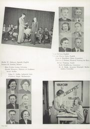Page 12, 1949 Edition, La Porte High School - El Pe Yearbook (La Porte, IN) online yearbook collection
