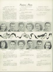 Page 16, 1950 Edition, La Porte High School - El Pe Yearbook (La Porte, IN) online yearbook collection