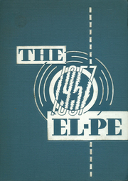 Page 1, 1957 Edition, La Porte High School - El Pe Yearbook (La Porte, IN) online yearbook collection
