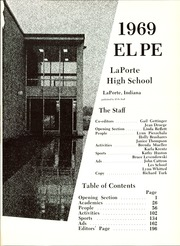Page 5, 1969 Edition, La Porte High School - El Pe Yearbook (La Porte, IN) online yearbook collection