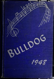 Page 1, 1948 Edition, Lapel High School - Bulldog Yearbook (Lapel, IN) online yearbook collection
