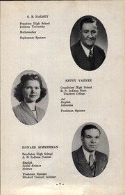 Page 11, 1948 Edition, Lapel High School - Bulldog Yearbook (Lapel, IN) online yearbook collection