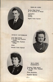 Page 12, 1948 Edition, Lapel High School - Bulldog Yearbook (Lapel, IN) online yearbook collection