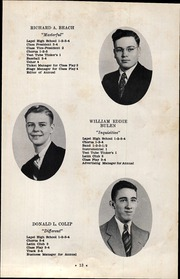 Page 17, 1948 Edition, Lapel High School - Bulldog Yearbook (Lapel, IN) online yearbook collection