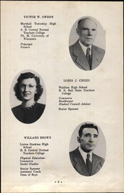 Page 9, 1948 Edition, Lapel High School - Bulldog Yearbook (Lapel, IN) online yearbook collection