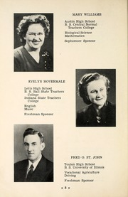 Page 12, 1949 Edition, Lapel High School - Bulldog Yearbook (Lapel, IN) online yearbook collection