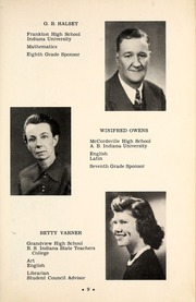 Page 13, 1949 Edition, Lapel High School - Bulldog Yearbook (Lapel, IN) online yearbook collection
