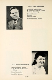 Page 14, 1949 Edition, Lapel High School - Bulldog Yearbook (Lapel, IN) online yearbook collection