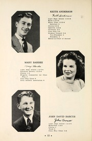 Page 16, 1949 Edition, Lapel High School - Bulldog Yearbook (Lapel, IN) online yearbook collection
