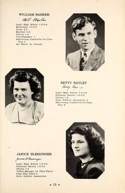 Page 17, 1949 Edition, Lapel High School - Bulldog Yearbook (Lapel, IN) online yearbook collection