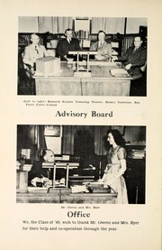 Page 8, 1949 Edition, Lapel High School - Bulldog Yearbook (Lapel, IN) online yearbook collection