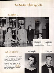 Page 12, 1960 Edition, Lapel High School - Bulldog Yearbook (Lapel, IN) online yearbook collection