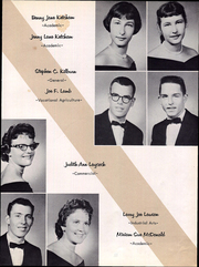 Page 15, 1960 Edition, Lapel High School - Bulldog Yearbook (Lapel, IN) online yearbook collection