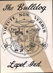 Page 5, 1960 Edition, Lapel High School - Bulldog Yearbook (Lapel, IN) online yearbook collection
