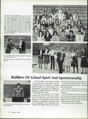 Page 70, 1981 Edition, Lapel High School - Bulldog Yearbook (Lapel, IN) online yearbook collection