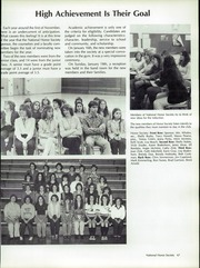 Page 71, 1981 Edition, Lapel High School - Bulldog Yearbook (Lapel, IN) online yearbook collection