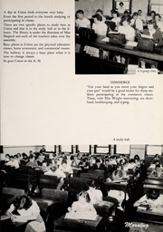 Page 13, 1951 Edition, Union High School - Gold U Yearbook (Dugger, IN) online yearbook collection