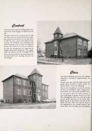 Page 8, 1951 Edition, Union High School - Gold U Yearbook (Dugger, IN) online yearbook collection