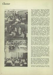 Page 12, 1952 Edition, Union High School - Gold U Yearbook (Dugger, IN) online yearbook collection