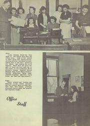 Page 15, 1952 Edition, Union High School - Gold U Yearbook (Dugger, IN) online yearbook collection