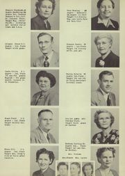 Page 17, 1952 Edition, Union High School - Gold U Yearbook (Dugger, IN) online yearbook collection