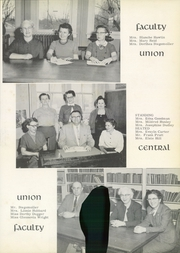 Page 11, 1958 Edition, Union High School - Gold U Yearbook (Dugger, IN) online yearbook collection