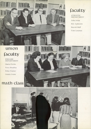 Page 12, 1958 Edition, Union High School - Gold U Yearbook (Dugger, IN) online yearbook collection